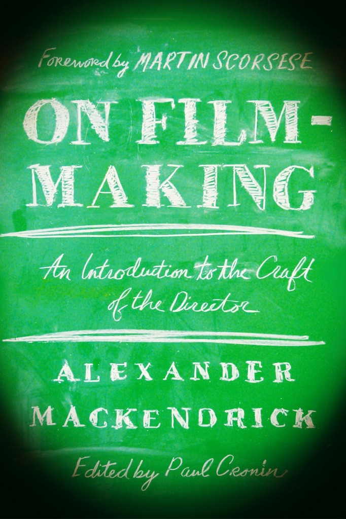 on filmmaking