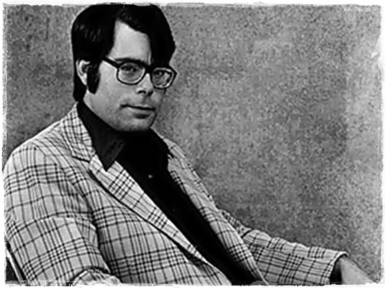 FILE PHOTO OF HORROR WRITER STEPHEN KING