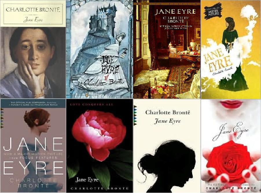 Jane Eyre omslag
